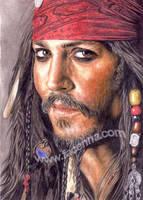 Jack Sparrow by Facenna