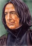 Reason. Snape ACEO by Facenna