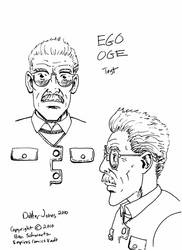 Ego by Dexter Jones by ecvpress