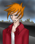 Futurama : Fry is Heartbroken by xsakura-chanx