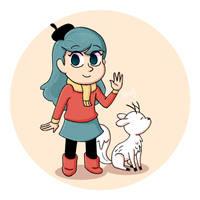 Hilda c: by Davi-RA