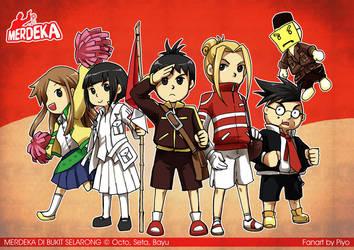 Pasukan Merdeka by arashi-yukawa