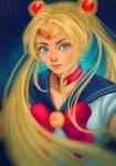 Sailor Moon by ArtemisMorgan