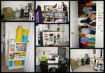 Portly Possum Studio by PortlyPossum