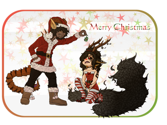 Merry Christmas! by DraconicApocalypse