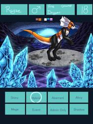 XO Rayze by DraconicApocalypse