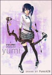 PR1ME Comic: Yumi - by PureAZN by ev3ntdotnet