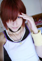 kh1 kairi cosplay real hair by Shiya