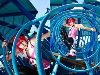 Disgaea 3  Raspberyl cosplay by Shiya