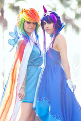 Rainbows and Sparkles by Shiya