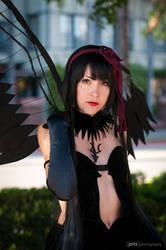 Dark entity by Shiya
