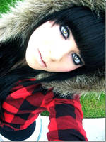 Cute Emo Girl aka Devin Coffin by Vladimir-Tod-Artist