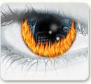 ojo en llamas by ElMenor2393