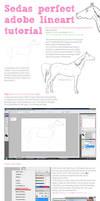 Adobe cs3 Lineart cleanup by SarahScala