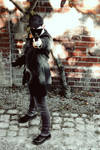 Aiden Pearce Cosplay - Haven't you heard? by DarkyMoony