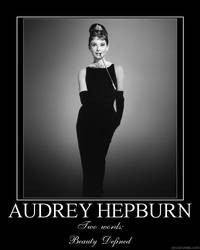 Audrey Hepburn is awesome by crazyfan67