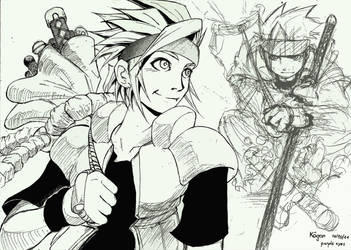 Kogen Tokahiro by Manga-exile