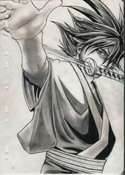 Fanart kyo mixed by Manga-exile