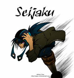 Seijaku by Manga-exile