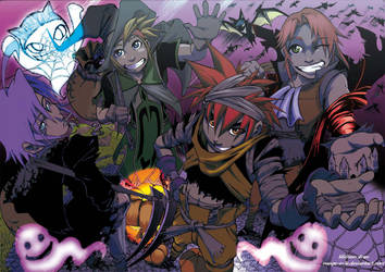 Halloween by Manga-exile