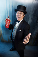 Dr. Takeshi Yamada, AMC TV show IMMORTALIZED by searabbit23