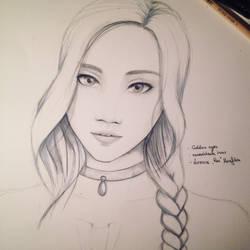 Loreane Rea Mirafilia (OC) by LilaaLeluu