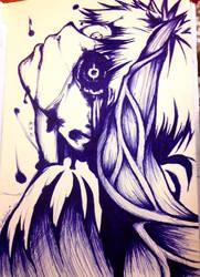 Kaneki Ken by LilaaLeluu