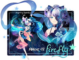 [CLOSED] 1$ SB Auction Adopt: Legendary Forcat by ToasterKiwi