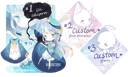 [CLOSED] Custom Adopts Auction AB ADDED by ToasterKiwi