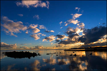 Williamstown Back Beach by disguy2k