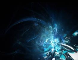 Blue Light by VinhFX