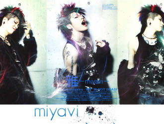 Miyavi by VinhFX