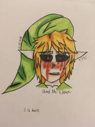 (FanArt) BEN Drowned by ShadTheKiller