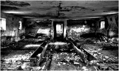 old hospital by fotoeva