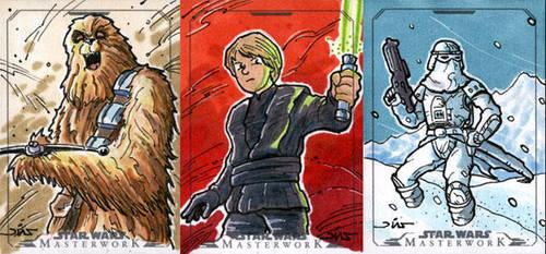 Star Wars Masterwork Returns by Reznorix