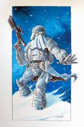 Snow Trooper by Reznorix