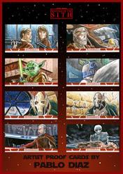 Revenge of the Sith 3D by Reznorix