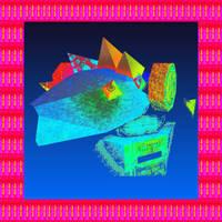 MUM-B1 - PEGASII DOGGE AM   Album artwork by Poowis