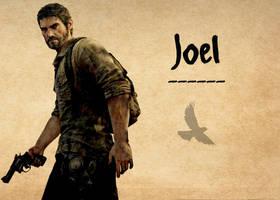 The Last Of Us - Joel by WaveSeeker90