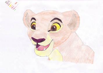 Kiara, The Lion King 2 by Oliverw-b