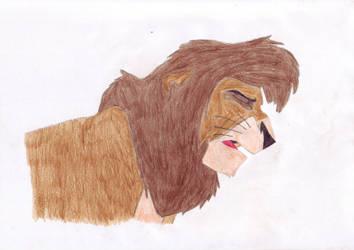 Kovu, The Lion King 2 by Oliverw-b