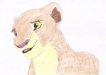 Nala, The Lion King by Oliverw-b
