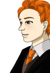 First look Fred Weasley by Megumi-Izumi