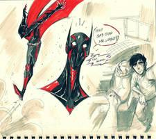 Batman Beyond 2.0 by COLOR-REAPER