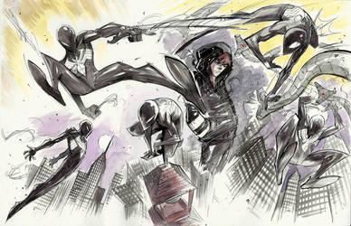 Black Suit  by COLOR-REAPER