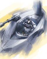 Batman  by COLOR-REAPER