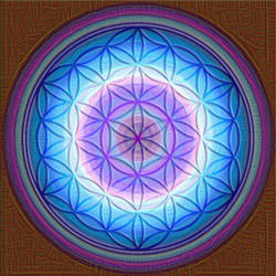 Flower of Life 2 by thealchemistchamber