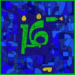 Happy Birthday Deviant Art by thealchemistchamber