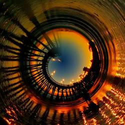 Pier Planet by thealchemistchamber