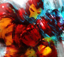 Iron Man by OnishinX